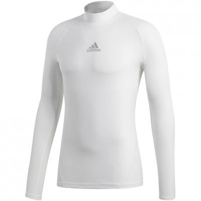 Tricou Camasa Adidas ASK SPR Longsleeve climawarm white T- DP5536 adidas teamwear