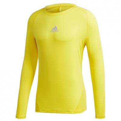 Camasa T- adidas ASK SPRT LST M yellow GI4581 adidas teamwear