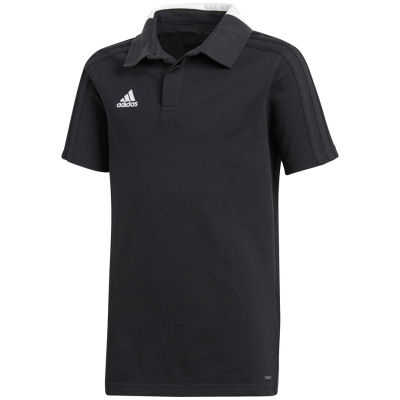 Camasa Adidas Condivo 18 Cotton Polo JR CF4373 T- adidas teamwear