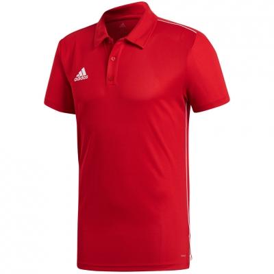 Camasa T- adidas Core 18 Polo red CV3591 adidas teamwear