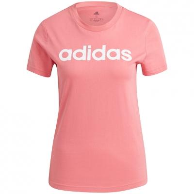 Camasa 's adidas Essentials Slim T- pink GV4041 dama
