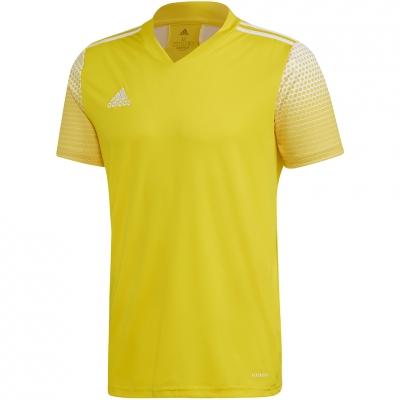 Camasa Adidas men's t- Regista 20 Jersey yellow FI4556 adidas teamwear
