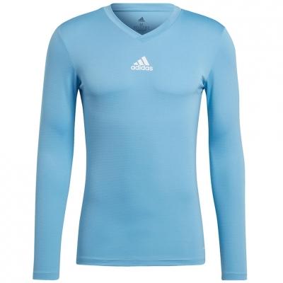 Tricou Men's adidas Team Base light blue GN7507 adidas teamwear