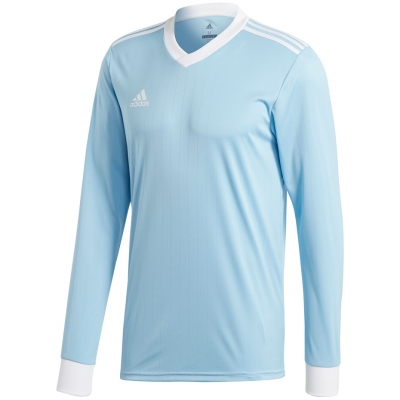 Camasa Adidas T- Table 18 Jersey LS blue CZ5460 adidas teamwear