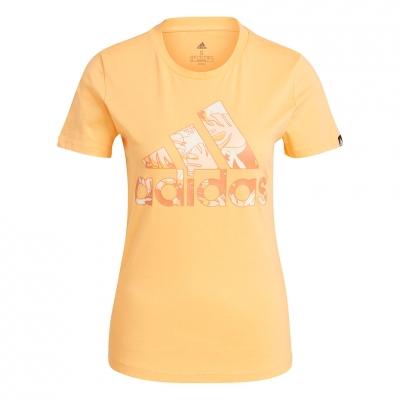 Camasa adidas Tropical Graphic T- yellow GL0837