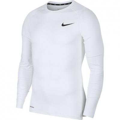 Camasa Nike NP Top LS Tight white T- BV5588 100
