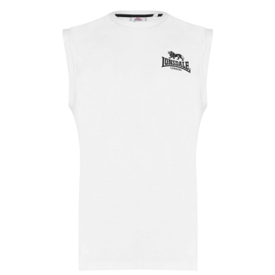 Camasa Lonsdale Sleeveless Small Logo T barbat