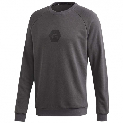 Camasa Adidas Tan Crew Sweat Logo Gray FM0861 Adidas