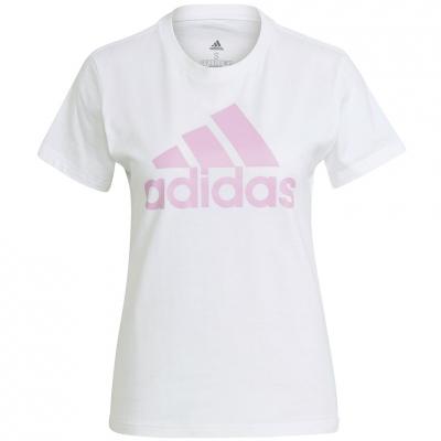 Camasa 's Essentials Regular T- adidas white-pink GL0730 dama
