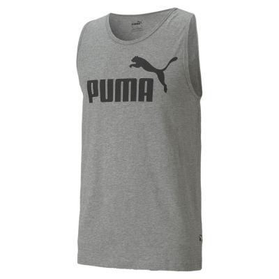 Tricou fara Maneci Puma Essential barbat