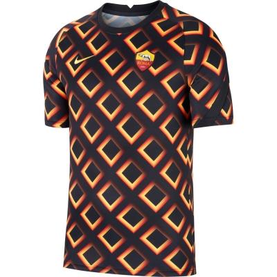 Camasa Nike AS Roma Pre Match 2020 2021 barbat