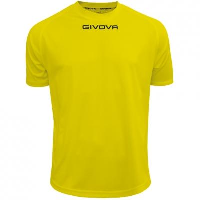 Camasa T- Givova One yellow MAC01-0007