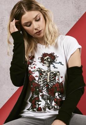 Tricou Grateful Dead Rose dama Merchcode