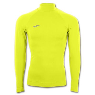 Camasa T- Brama L/sarga Color Yellow Fluor Joma