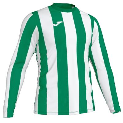 Camasa Inter T- Green-white L/s Joma