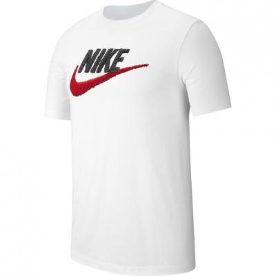 Camasa Nike Brad Mark white T- AR4993 100