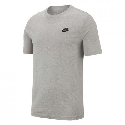 Tricou Men's Nike Club gray AR4997 064