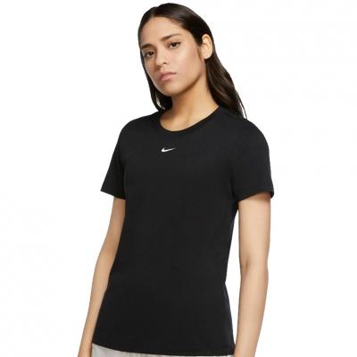 Tricou 's Nike NSW Essntl Ss Crew Lbr black CZ7339 011 dama