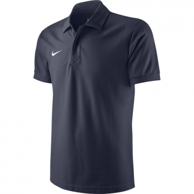 Nike Team Core Polo jersey navy blue 454800 451