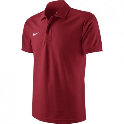 Camasa Nike Team Core Polo T- red 454800 657