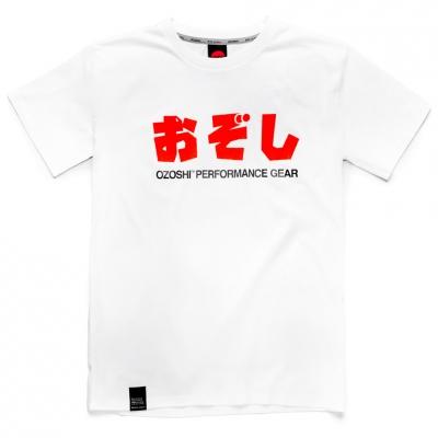 Camasa Ozoshi Haruki white men's t- TSH O20TS011