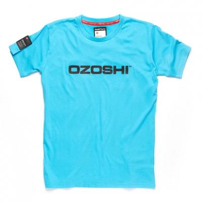 Camasa Ozoshi Naoto blue men's t- O20TSRACE004