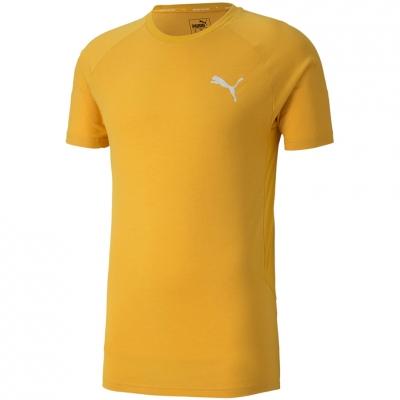 Tricou Puma Evostripe Lite yellow 581534 25