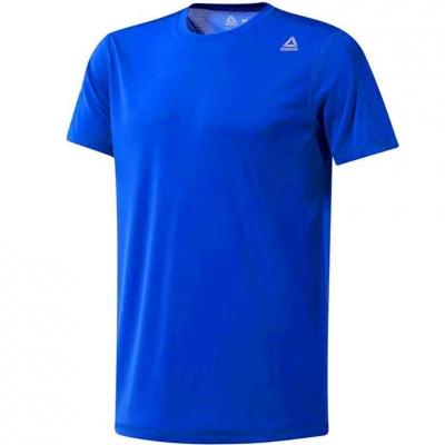 Camasa Reebok Workout Tech Top blue T- DU2134