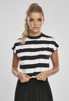 Tricou Stripe Short dama Urban Classics