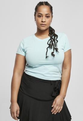 Tricou Stretch Jersey Cropped dama Urban Classics