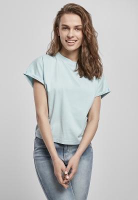 Tricou Short Pigment Dye Cut On Sleeve dama Urban Classics