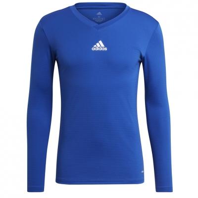 Tricou Camasa Men's T- adidas blue Team Base GK9088 adidas teamwear