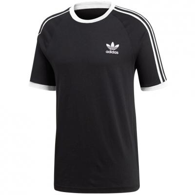 Tricou Camasa Men's t- adidas 3 Stripes black CW1202
