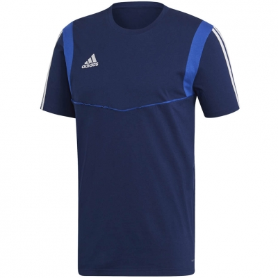 Tricou Camasa Men's t- adidas Tiro 19 dark blue DT5413 adidas teamwear