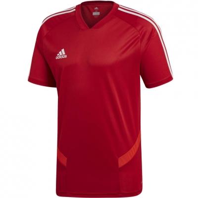 Camasa T- adidas Tiro 19 Training Jersey red D95944 adidas teamwear