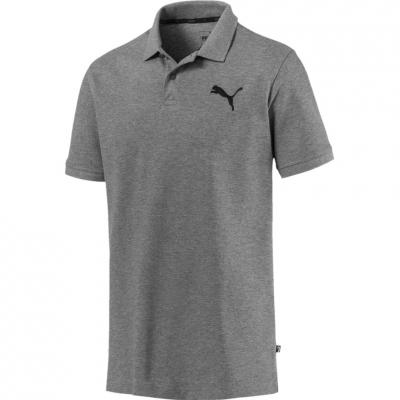 Camasa Men's T- Puma Essentials Pique Polo gray 851759 23
