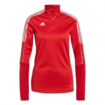 adidas Tiro 21 Training Top red GM7317 adidas teamwear