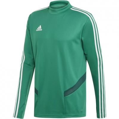 Men's adidas Tiro 19 Training Top green DW4799