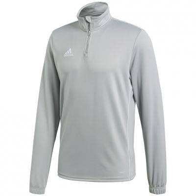Bluza trening Adidas CORE 18 TRAINING TOP gray CV4000 adidas teamwear