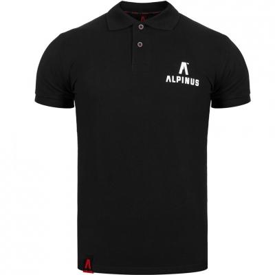 Men's Alpinus Wycheproof Polo black ALP20PC0045