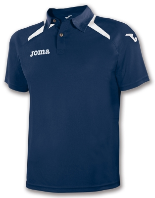 Polo Champion Ii Navy-white Joma