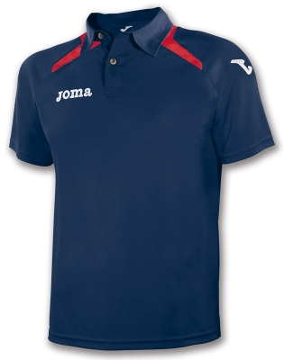 Polo Champion Ii Navy-red Joma