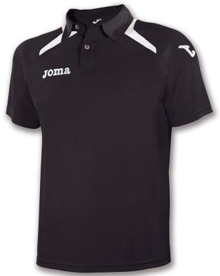 Polo Champion Ii Black-white Joma