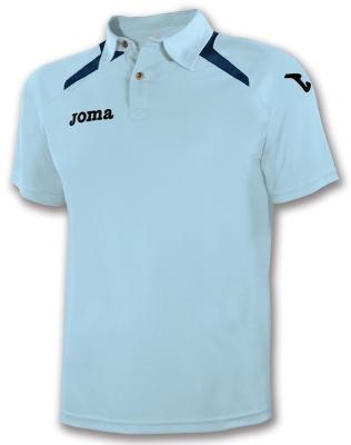 Polo Champion Ii Sky Blue Joma