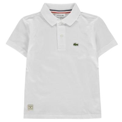Camasa Lacoste Jersey Logo Polo copil baietel
