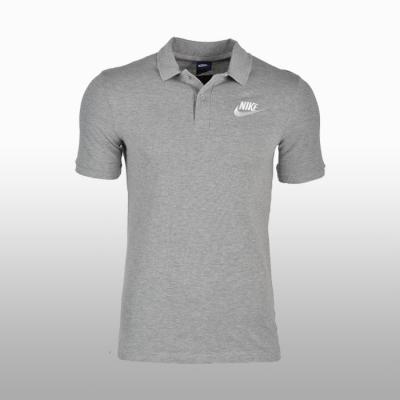 Tricou gri polo bumbac Nike M Nsw Polo Pq Matchup 909746-063 Barbati
