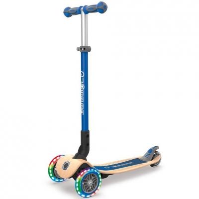Scooter Smj Globber blue 436-100