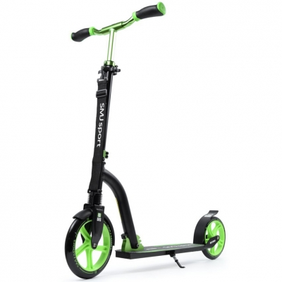 Scooter Smj black and green NL-700-230 / 205