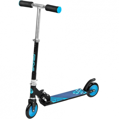 Scooter Spokey Duke 125mm blue 929398