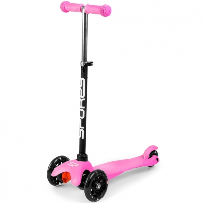Scooter Spokey Funride pink 927048